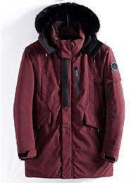 Wholesale puff coats resale online – Winter Down Parkas Hoody Canada Bomber Jackets Zippers Brand Designer Jacket Men Chilliwackbomber Warm Coat Outdoor Parka J180858