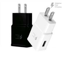 Discount smartphone home phone Fast Charger USB Wall Charger 5V 2A AC Travel Home Adapter US EU Plug For Universal Smartphone Android Phone For Samsung