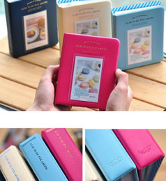 Discount films for instax mini - New Home 64 Pockets Polaroid64 Pockets Polaroid Photo Album Mini Instant Picture Case Storage For Fujifilm Instax Mini F