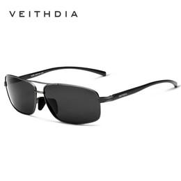60cea60c72 VEITHDIA Brand Polarized Men s Vintage Sunglasses Aluminum Frame Sun Glasses  Men Goggle Eyewear Accessories For Men 2458