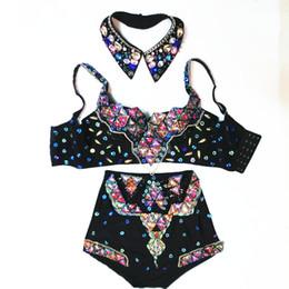 6d545dcab8 Sexy belly dance bra online shopping - Sexy Women s Dance Wear Rhinestone  Outfit Customized Bra