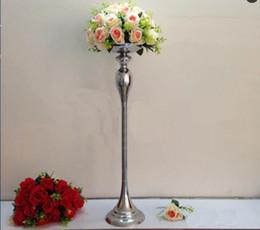 Tall Metal Flower Stands Wedding NZ | Buy New Tall Metal Flower ...