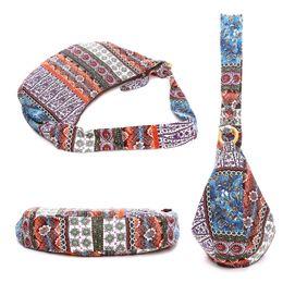 New Women Vintage Ethnic Shoulder Bag Crossbody Bags for Women Girl 2018  Boho Tote Messenger Bags 165019b7a9