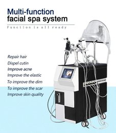 Venta al por mayor de Nueva 2018 Hydro Microdermabrasion Facial Peeling Spa Diamond Dermabrasion Machine