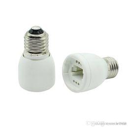 $enCountryForm.capitalKeyWord UK - E27 to G24 Socket Base LED Halogen CFL Light Bulb Lamp Adapter Converter High quality fireproof material