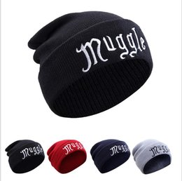 Europe and the United States new fashion men and women embroidery wool hat  outdoor warm eaves hat knit cap 003 5eab5b516cb
