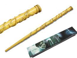 Cosmética de la varita mágica de alta calidad Harry Potter Hermione Dumbledore truco de magia Señor niños juguetes del palillo Cosplay regalo de Navidad