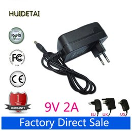ac dc adapter 9v 2a 2019 - Accessories Parts Chargers 9V 2A AC DC Power Adapter For Brother P-Touch H-105 -80 -90 P1000 PT-D200 PTD200 PT-D200VP La