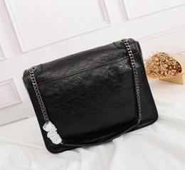 $enCountryForm.capitalKeyWord Australia - 2018 New Design Messenger Bags Women Handbag Plain Package Hou Sale Genuine Leather Feminine Wild Shoulder Bags