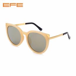 f73b34f779e EFE Cat Eye Sunglasses of Women Fashion Korean Style Sun Glasses Polarized  Lens TR-90 Ladies Glasses oculos de sol 58054