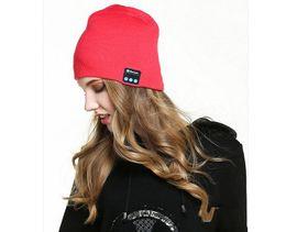 1ea8db53e3a92 Cool knit Caps online shopping - New Men women Beanie Bluetooth hat call  music stereo warm