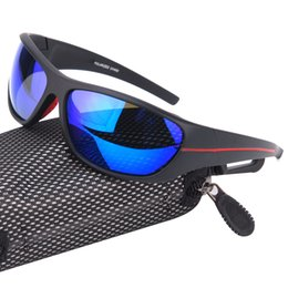 6c04bc6a97b Best Quality Polarized Cycling sunglasses Bicycle Running sport Cycling  glasses Black blue Eyewear with case