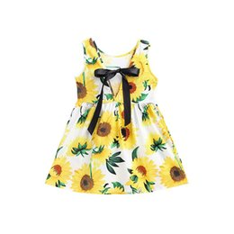 Chinese  Baby Girls Dress Princess Dress Children Summer Clothes Baby Dresses manufacturers