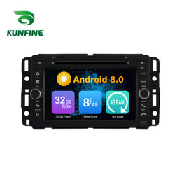 Hummer Gps Australia - Octa Core 4GB RAM Android 8.0 Car DVD GPS Navigation Multimedia Player Car Stereo for Hummer H2 2008-2011 Radio Headuint Wif