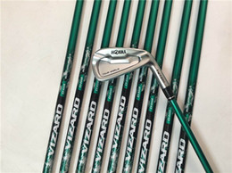 forged golf clubs 2019 - Brand New 10PCS TW737P Iron Set Silver TW Golf Forged Irons Golf Clubs 3-11Sw Steel Graphite Shaft With Head Cover cheap