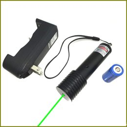 Green Chargers Australia - GS7 532nm Fixed focus Green Laser Pointer pen & Battery & Charger
