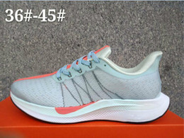 6c9718f1b94 2018 Air Zoom Pegasus Turbo 35 Running Shoes For Mens women Originals  Pegasus 35 Lining Net Gauze Sneakers Training shoes Size Eur 36-45