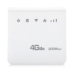 4g lte sim cards 2020 - PIXLINK 4G LTE CPE Mobile WiFi Router for SIM Card 300Mbps Support 3G Marvell 1802 + MTK7628 cheap 4g lte sim cards