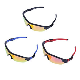 a2c806a8c3c Unisex Cycling Goggles Bicycle Sunglasses Cycling Riding Running Motorcycle  Sports UV Protective Goggles Bike Eyewear