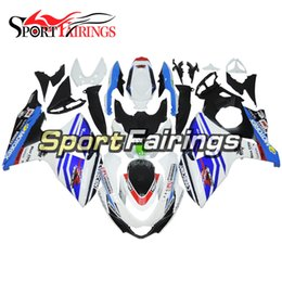 $enCountryForm.capitalKeyWord Australia - ABS Injection Fairing For Suzuki GSXR1000 K9 2009 - 2016 ABS Injection Motorcycle Fairings High Quality Covers Blue White Black Green