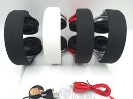Cheap Card boxes online shopping - Most Popular Cheap Pro Wireless Headphones Wireless Headphones with Retail Box support TF Card DHL