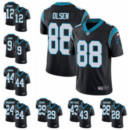 817cf40b7 Carolina Limited Home football Jersey Panthers Black Vapor Untouchable 22  Christian McCaffrey 1 Cam Newton 59 Luke Kuechly 11