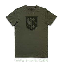 Frete Grátis Homens Maglietta Charlemagne Batalha De Berlim Lvf 33 Waffen Grenadi Divisão Er T-shirt em Promoção