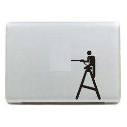 54 Car Australia - FULCLOUD-54 New Hot 24.5 *18.5 cm Local color stickers for Laptop   car   Home PVC waterproof no glue Macbook skin