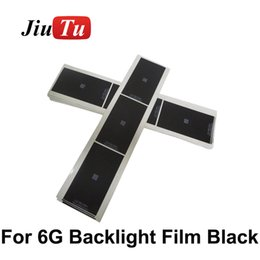 Apple Sticker Canada - Repair Parts For Iphone6 6G Rear LCD Backlight Film Back Sticker For iphone6 Broken LCD replacement 600pcs lot