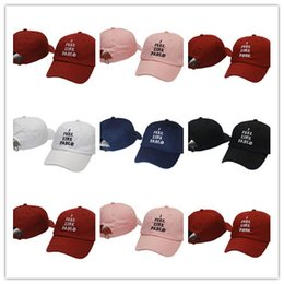 I Feel Like Lebron Hat Australia - High Quality I FEEL LIKE LEBRON Hat (slide buckle) james kanye west 350 370 pablo cap drake ovo baseball caps hats casquette