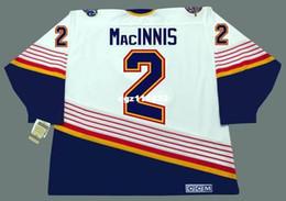 al macinnis 2018 - wholesale Mens AL MacINNIS St. Louis Blues 1996 CCM Vintage Home Cheap Retro Hockey Jersey discount al macinnis