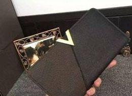 Kimono European Style NZ - free shipping Hot sale branded fashion KIMONO wallet lady long style leather wallets M56174