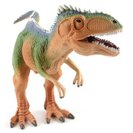 Cartoon Nature Australia - Nature World Dinosaur Toys Water Growing Dinosaurs Animal Set Zoo Animal Model Cartoon Mini PVC Toys
