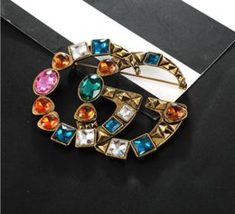 Famous aFrican americans online shopping - New Arrival Famous Brand Giiu Dangle Earring Crystal Statement Earring Luxury Brand Designer Jewelry High QualityS1