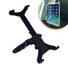 adjustable support tablet 2019 - Car Universal Holder Tablet PC Stands Mobile Phone Holder for Apple iPhone iPad TAB Samsung Adjustable Support Bracket T