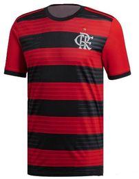 a3f9de036f0 8 Photos Brasil Soccer Jerseys UK - Thai quality 18 19 Chandal Flamengo  home Soccer Jersey 2018 2019