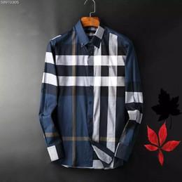 Опт Оптово-новые высококачественные мужские рубашки дизайнер модный бренд бизнес повседневная рубашка с французскими запонками Бесплатная доставка # 5926