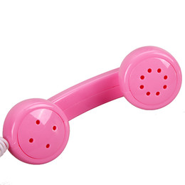 New Educational Educational Pink Phone Pretend Play Toys Girls Toy Phone Children Gifts on Sale