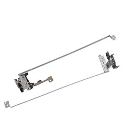 lenovo hinges NZ - NEW Laptop LCD Hinges for Lenovo ThinkPad E520 E525 Hinge Set Left and Right 04W1855 04W1856