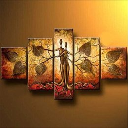 Decorative Hand Paintings Australia - Huge Art Picture Handmade Abstract Oil Painting On Canvas Modern For Home Decor Hand Painted Wall Art Decorative Pictures