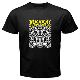 Glow Shirt S NZ - New Voodoo Glow Skulls Concert Poster Men's Black T-Shirt Size S-3XL