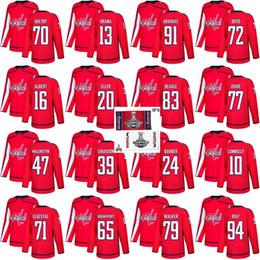 c65078338 capital jerseys 2019 - 2018 Stanley Cup Final Champion Patch T.J. Oshie 70  Braden Holtby Jakub