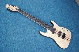 $enCountryForm.capitalKeyWord Australia - New brand 8string electric guitar with 5pcs neck in natural color