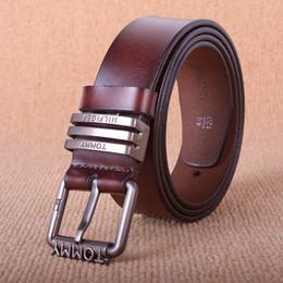 07e7c014ed98 Taobao sells men's belts, belts, new pin buttons, imitation cowhide leather  belt wholesale.