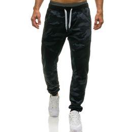 $enCountryForm.capitalKeyWord UK - Men Jogging Pants Camouflage  Sport Running Pants Men Gym Sweatpants Plus Size Slim Fitness Training Trousers