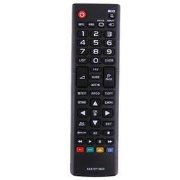 $enCountryForm.capitalKeyWord UK - 1pc TV Replacement Remote Control for LG AKB73715603 42PN450B 47lN5400 50lN5400 50PN450B Smart LCD LED TV Controller Promotion