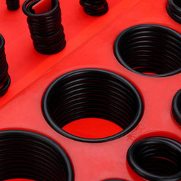 Wholesale 382pcs Rubber Strip Car O Ring Rubber Seal Assortment Set Kit for Personal or Professional Workshops and Garages