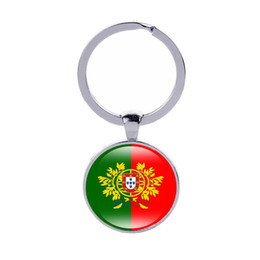 $enCountryForm.capitalKeyWord NZ - Coat of arms of Keychain Macedonia Portugal Serbia San Marino Country Flags Ker rings Men Women Jewelry Car Key holder Wholesale