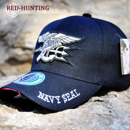Navy seal caps online shopping - HAN WILD High Quality Hat Navy Seal Outdoor Hiking Caps Football Baseball Running Hat for Men Women