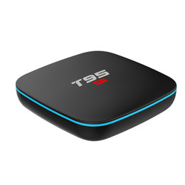 t95 android tv box UK - Cheapest T95 R1 Android ott tv boxes Amlogic S905W Quad Core 1GB 2GB 8GB 16GB Smart Media Playe Set Top Boxr